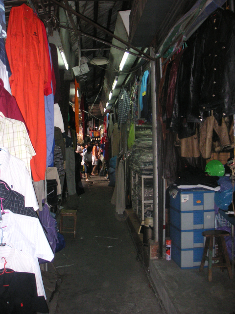 The Chatuchak Market